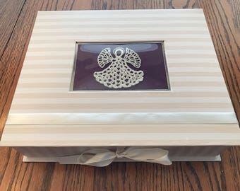 Bereavement Keepsake Box (3 colors available)