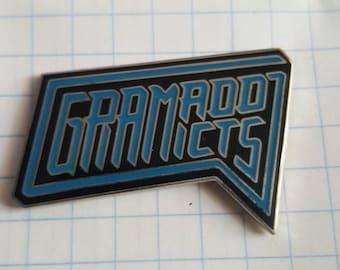 STFO Gramaddicts pin