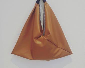 NORA faux leather handbag