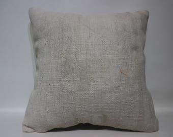 Bohemian Kilim Pillow Turkish Kilim Pillow Sofa Pillow 20x20 Handwoven Kilim Pillow Throw Pillow Ethnic Pillow Cushion Cover  SP5050-2493