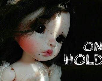 On hold for Olga~please don't buy~tiny mini little one…44, bjd Pukifee Ante
