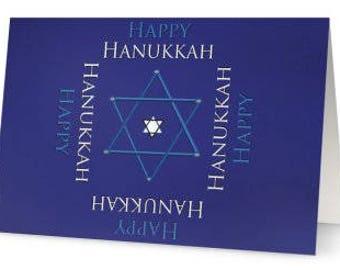 Happy Hanukkah I