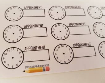 Appointment Markers