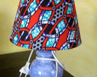 psyche wax lamp Akwaba Creations