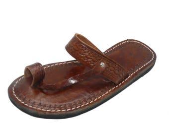 Oriental leather shoes-Women's
