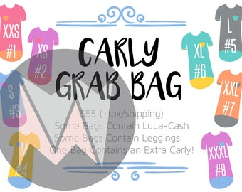 Grab Bag Graphic