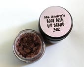 Root Beer Lip Scrub