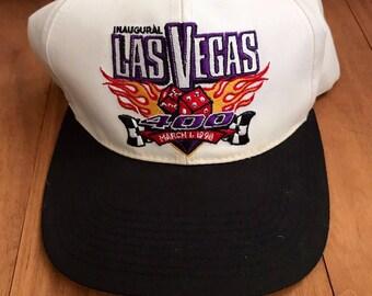 Vintage Las Vegas Snapback Hat