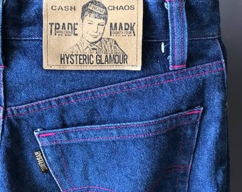 Vintage of Hysteric Glamour Japanese Brand US 28 / EU 44