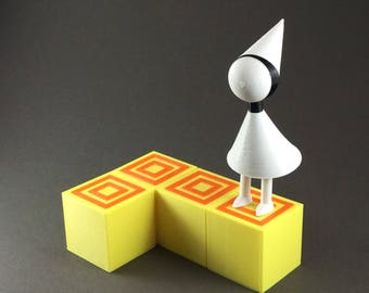 Princess IDA from the Monument Valley