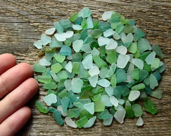200 pcs extra small seaglass real sea glass supplies for mirror tiles mosaic tiles decorative tiles glass tiles supply lot of jewelry ooak