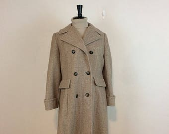 SALE!!! Vintage Ms. Freddi Wool Coat- Size M/L
