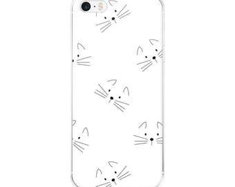 Kitten iPhone  Case, 6/6s, 6/6s Plus Case, Kittenplay Case, Kawaii Cat Case, Petplay Kink Case, BDSM Case DDLG