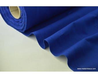 Tejido de algodón-cretona azul 50 cm