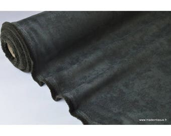 Suede upholstery gray x50cm