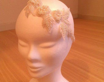 Jewelry head or hair accessory for wedding