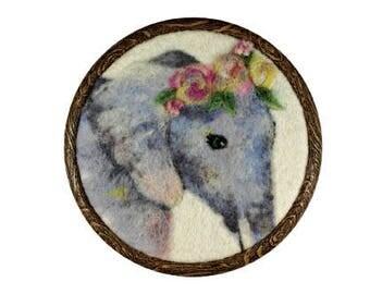 Elephant Nursery Print, Elephant Print, Elephant Nursery Print, Elephant Nursery, Elephant Décor, Elephant Wall Art