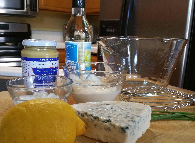 Outstanding gourmet bleu cheese salad dressing my best ever outstanding gourmet bleu cheese salad dressing my best ever downloadable pdf or jpeg eating forumfinder Gallery