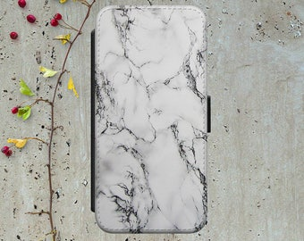 White MARBLE Iphone 7 Wallet Case Leather Iphone 7 Plus Case Leather Iphone 7 Flip Case Iphone 7 Leather Wallet Case Iphone 7 Leather Sleeve