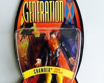 Generation X Chamber Action Figure