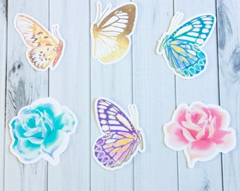 Butterfly Die Cut Set - Spring Die Cut Set