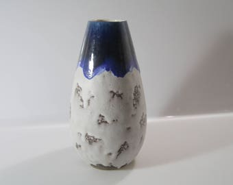 Stunning vase by Übelacker, Ü-Keramik, WGP West German Pottery 455/25