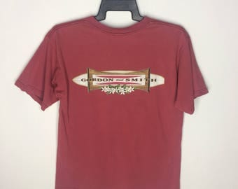 Rare Design Gordon And Smith T-shirt
