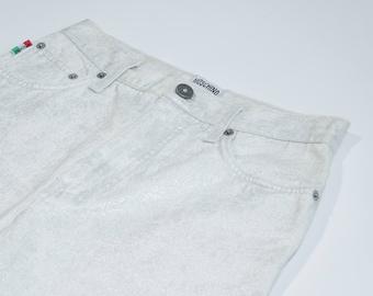 MOSCHINO - Shining pants