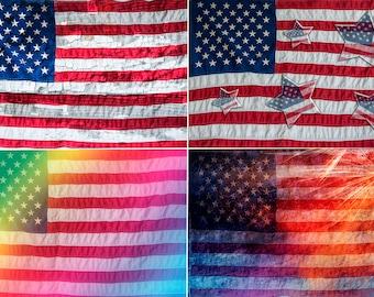 American Flag Digital Download
