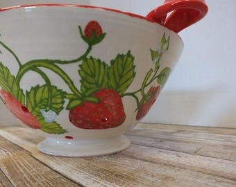 Strawberry Berry Bowl