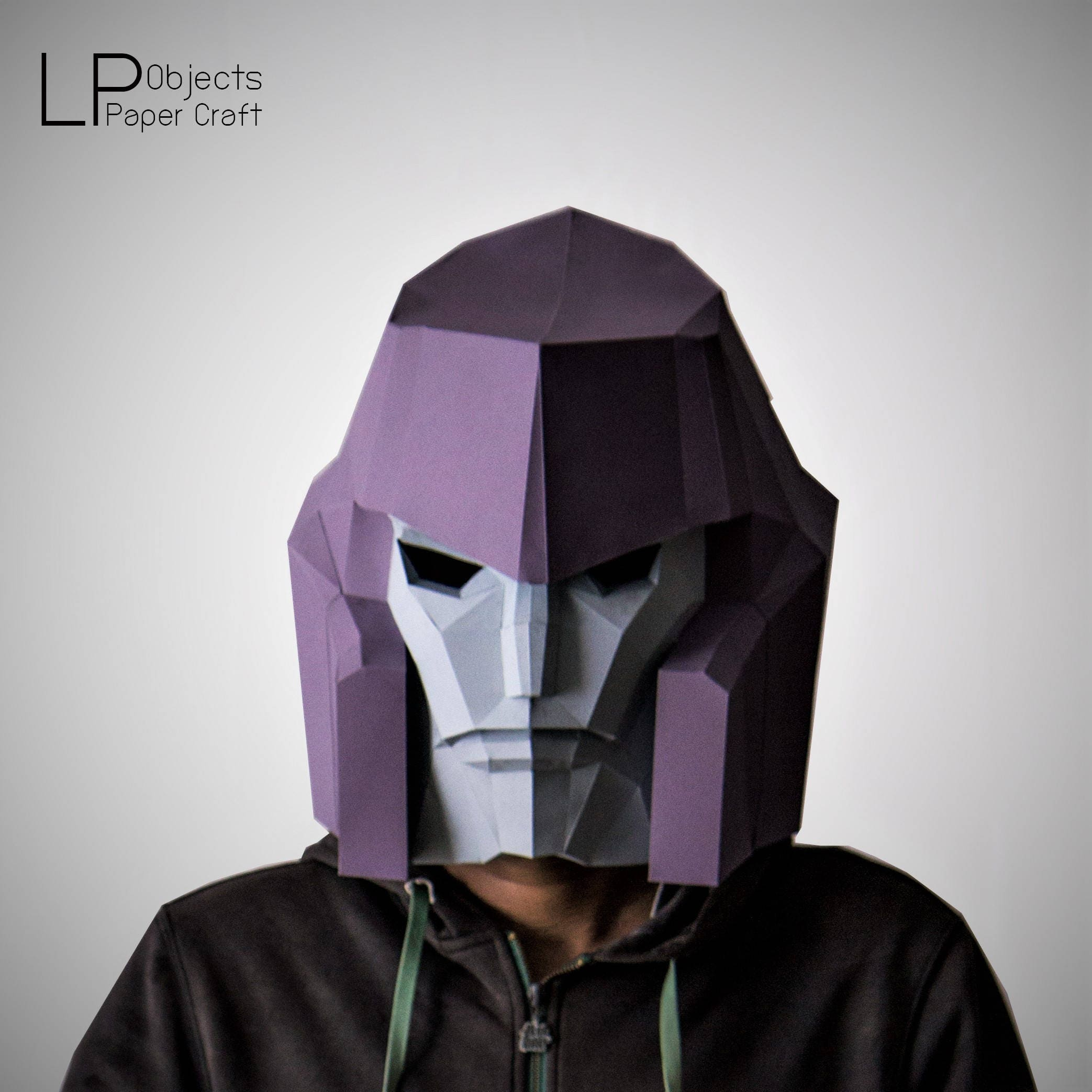 Megatron Mask, Transformers Mask , papercraft,DIY New Year Mask ...