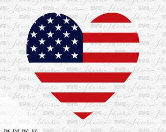 American flag svg, 4th of july svg, independence day svg, american svg, patriotic svg, america svg, fireworks svg, american flag heart