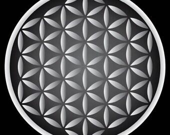 Crystal grid - C
