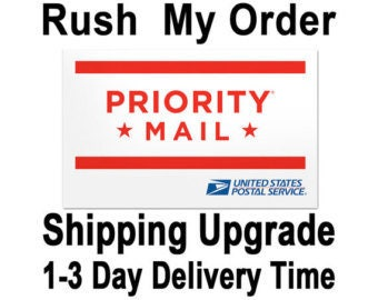 Priority Mail 1-3 Days Upgrade