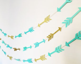 Arrow garland.