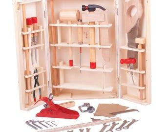 Personalised Tool Box 'Real Tools'