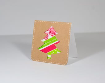 Hand Made Christmas Cards | Greeting Cards | Blank Cards | Hand Made Stationary | 3 x 3