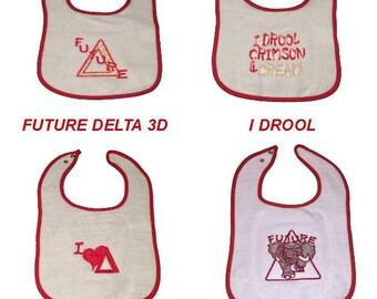 Delta Sigma Theta (Future Delta Bibs) Various Designs