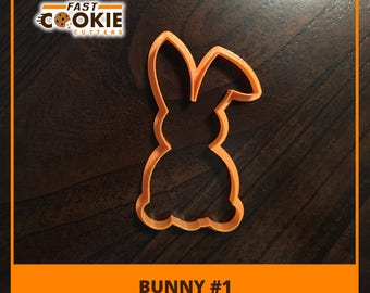 Bunny 1 Cookie Cutter