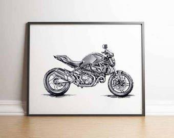 bike prints
