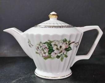 Vintage Norleans china tea pot