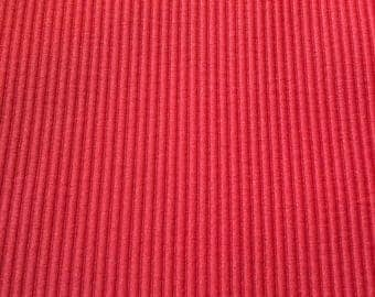 MOMENTUM Upholstery Fabric Clio Poppy - By The Yard - Commercial Grade