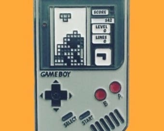 Game Boy Tetris Edition