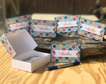Notecards,  Mini note cards, note cards, thank you note cards, mini thank you cards, mini notecards, notecards, thank you cards