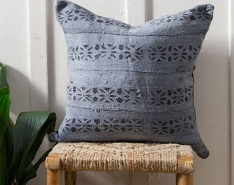 African Mudcloth Pillow Cover - Sinfra