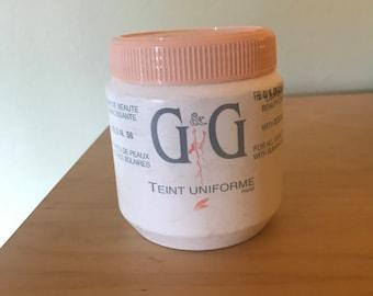 G&G skin lightening cream