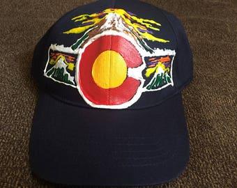 Colorado Designed Ball Cap