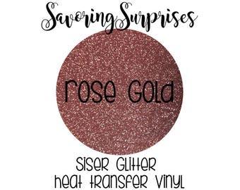 rose gold glitter etsy