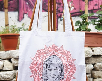 Tote Bag Leeloo Mandala - The 5th Element - limited edition