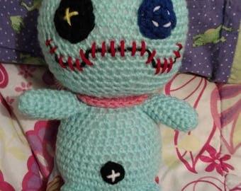 Lilo and stitch Scrump doll